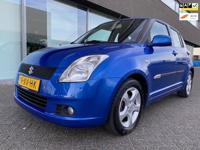 Suzuki Swift occasion - LVG Handelsonderneming