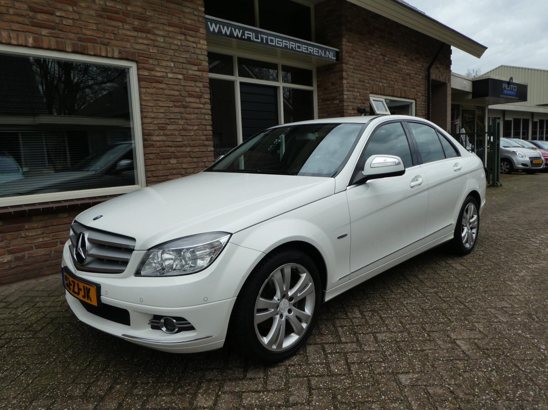 Mercedes-Benz C-klasse occasion - Auto Garderen