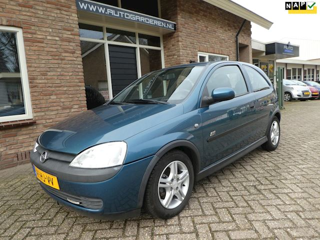 Opel Corsa occasion - Auto Garderen