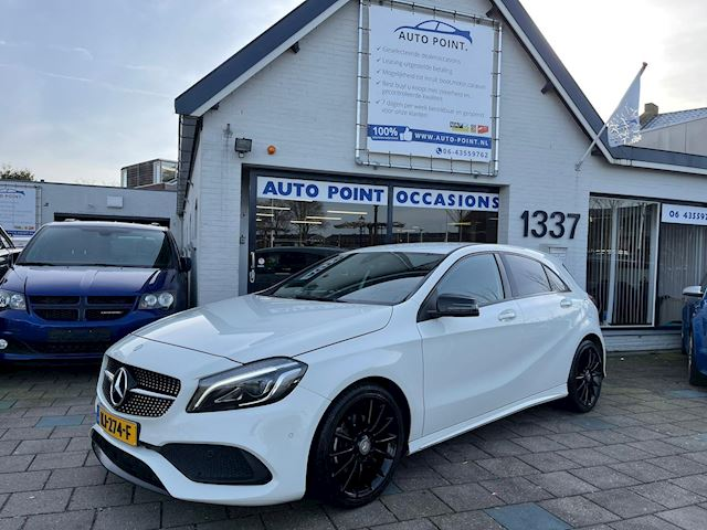 Mercedes-Benz A-klasse 180 AMG NIGHT PAKKET/FACELIFT/NL AUTO/BTW