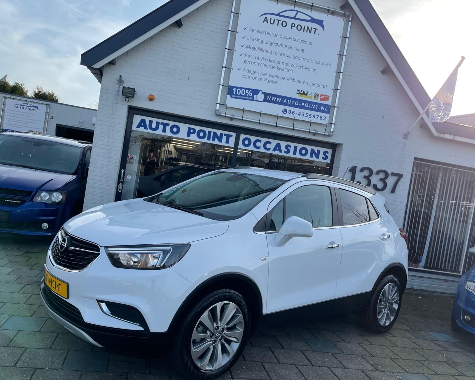 Opel Mokka X occasion - Auto Point
