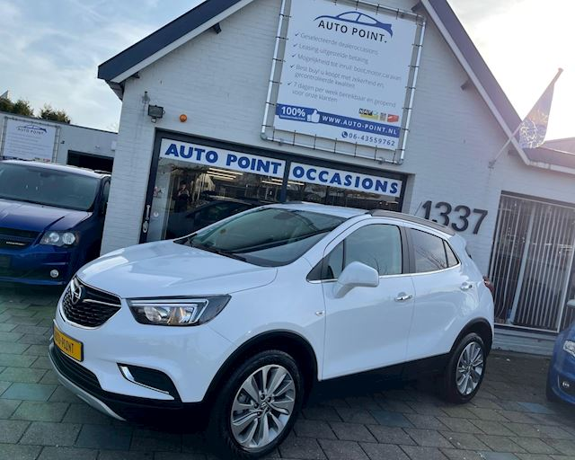 Opel Mokka X 1.4 Turbo encore automaat/leder**nieuw 975km**