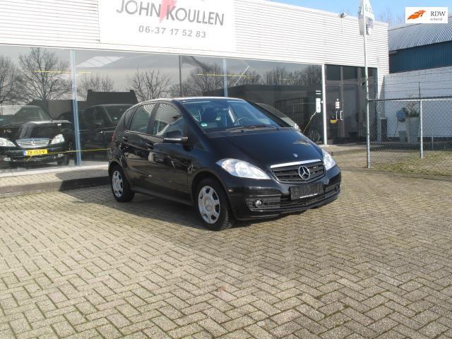 Mercedes-Benz A-klasse occasion - Autobedrijf John Koullen