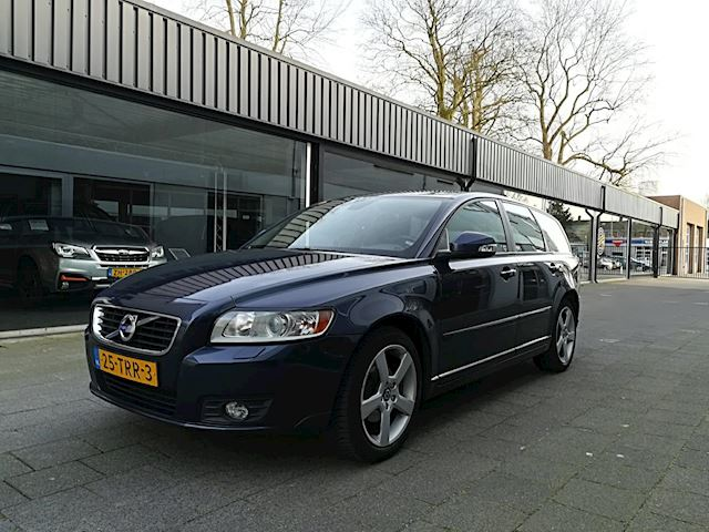 Volvo V50 2.0 Limited Edition Dealer oh/Navi/Clima/Cruise/ Regensensor/Trekhaak/PDC/17