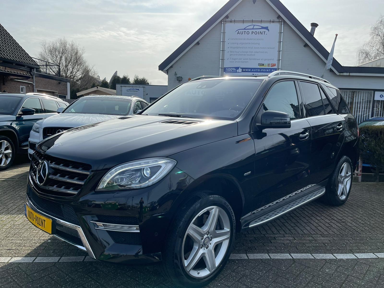 Mercedes-Benz M-klasse occasion - Auto Point