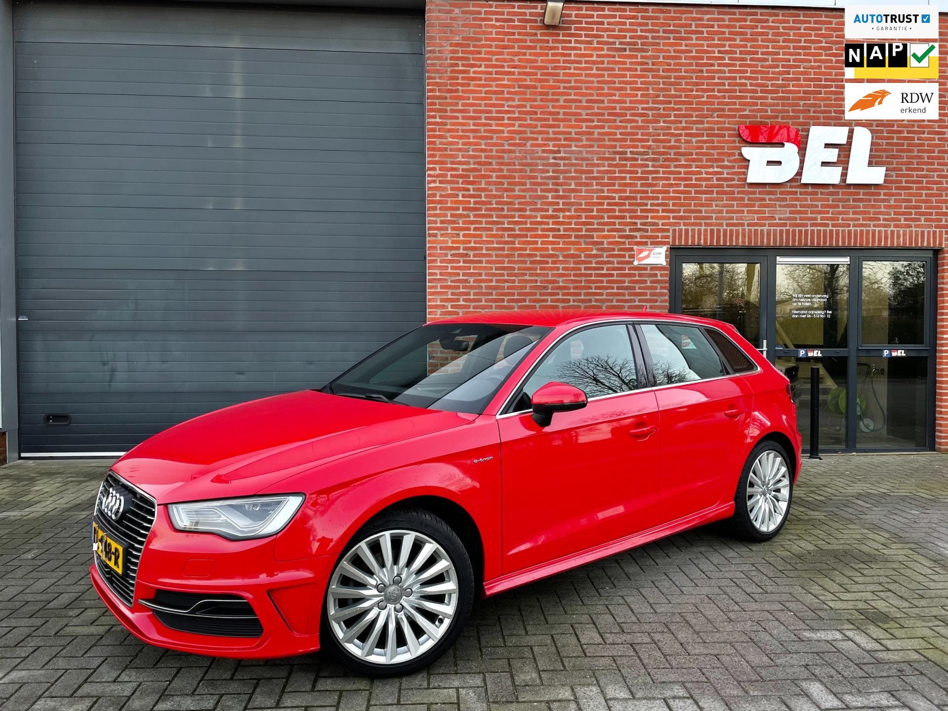 Audi A3 Sportback occasion - Bel Auto's