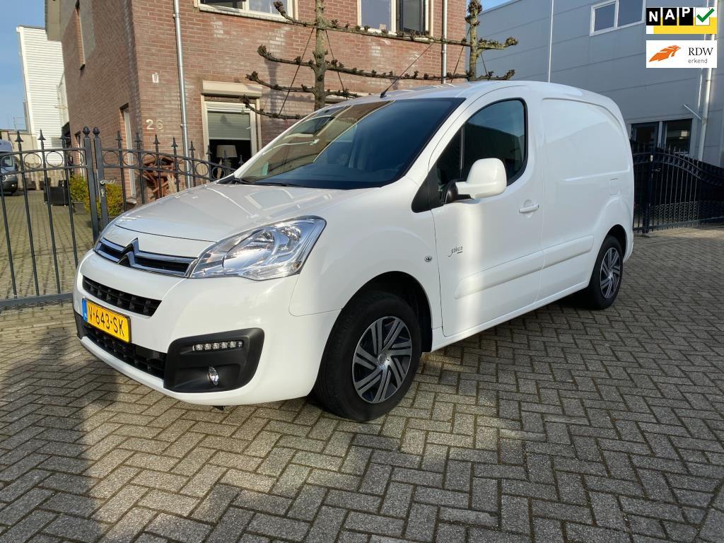 Citroen Berlingo occasion - Van den Berg autos