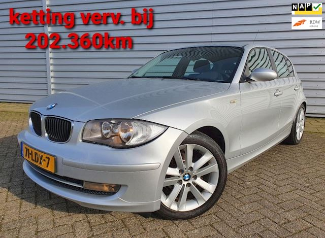 BMW 1-serie 116i 5-Drs  Clima/Cruise/LM/PDC