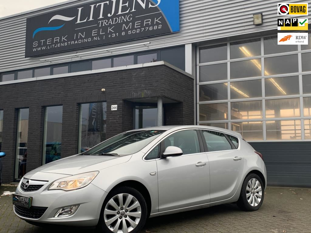Opel Astra occasion - Litjens Trading