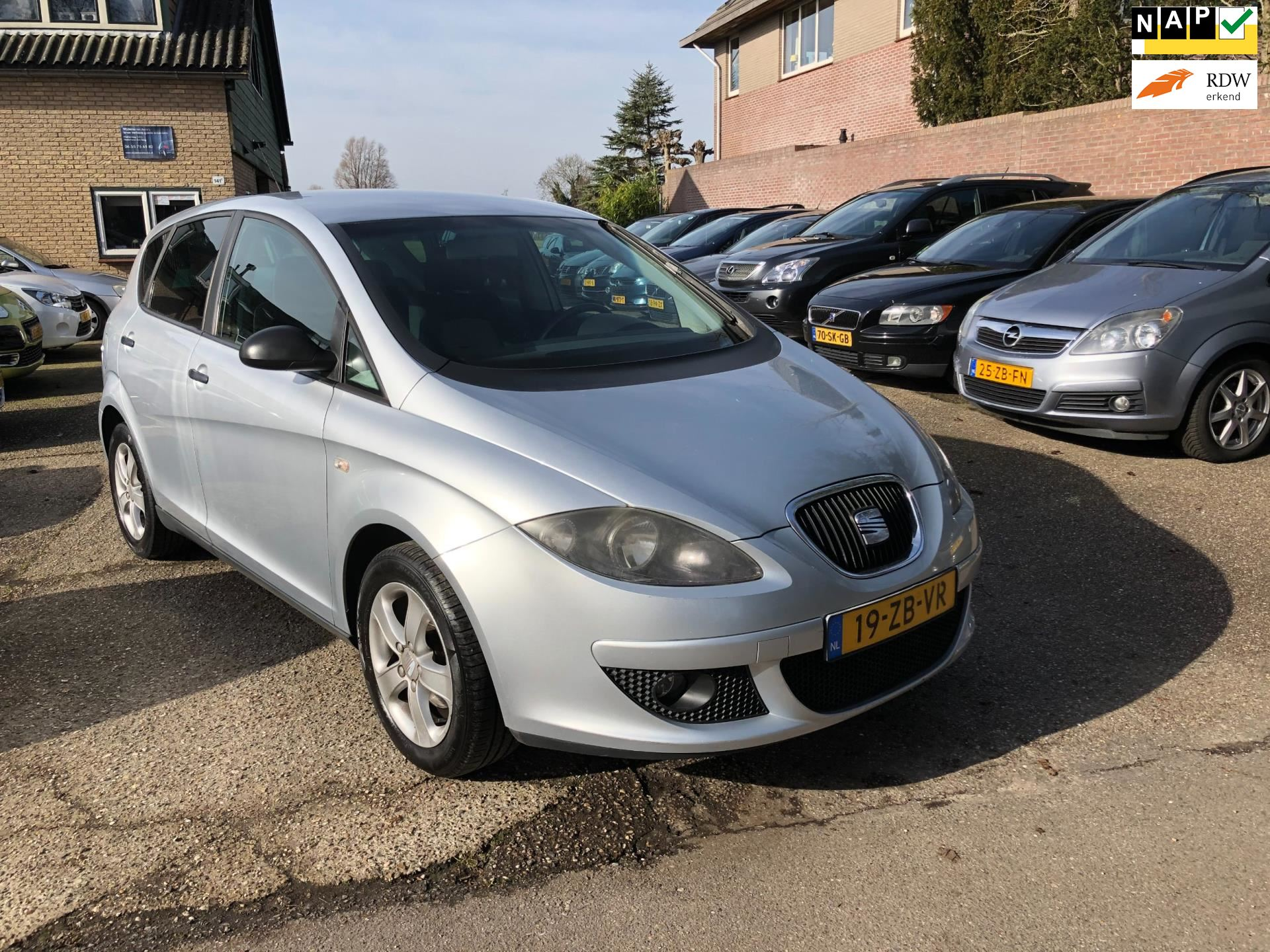 Seat Altea occasion - Wijdemeren Auto's