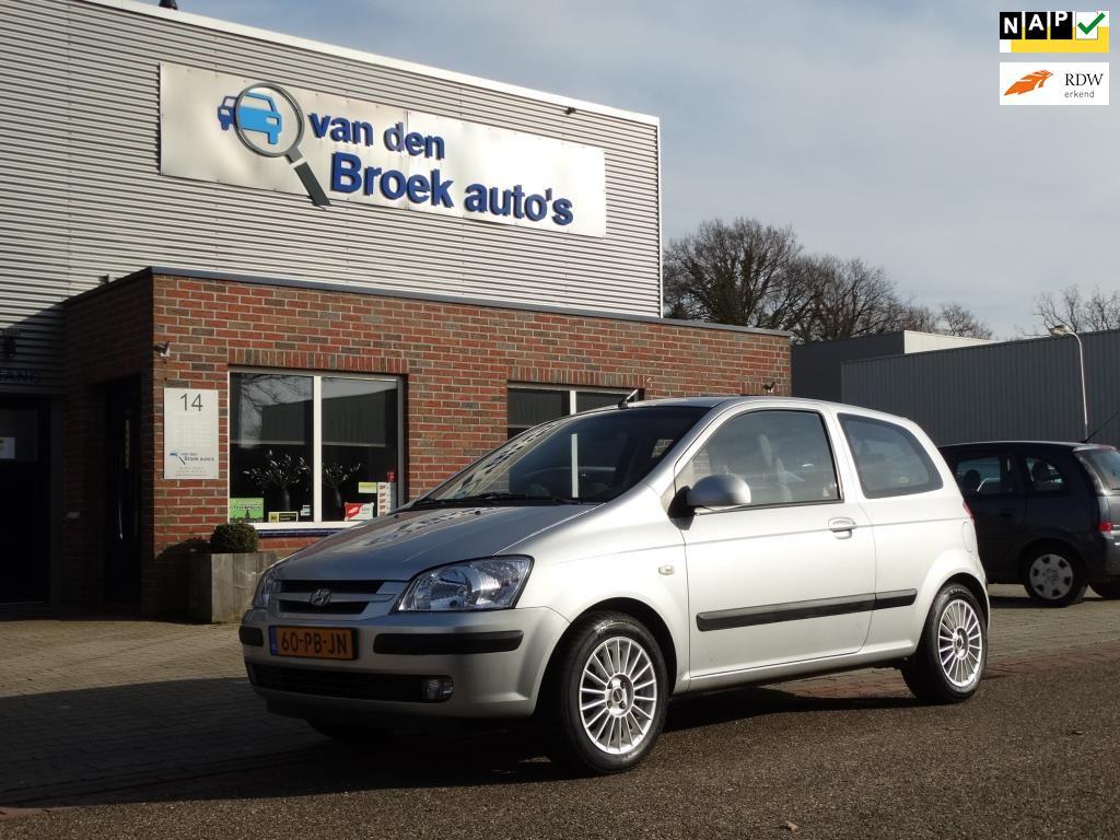Hyundai Getz occasion - R. van den Broek Auto's