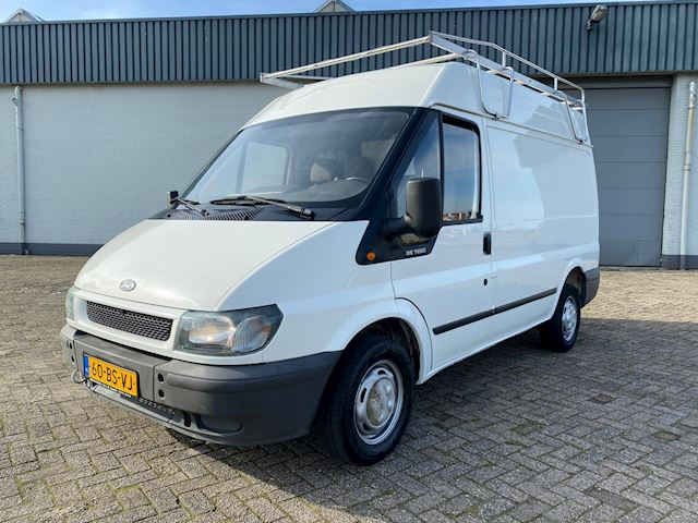 Ford Transit 260S 2.0TDdi Business Edition L1H2 *NAP*142000 KM