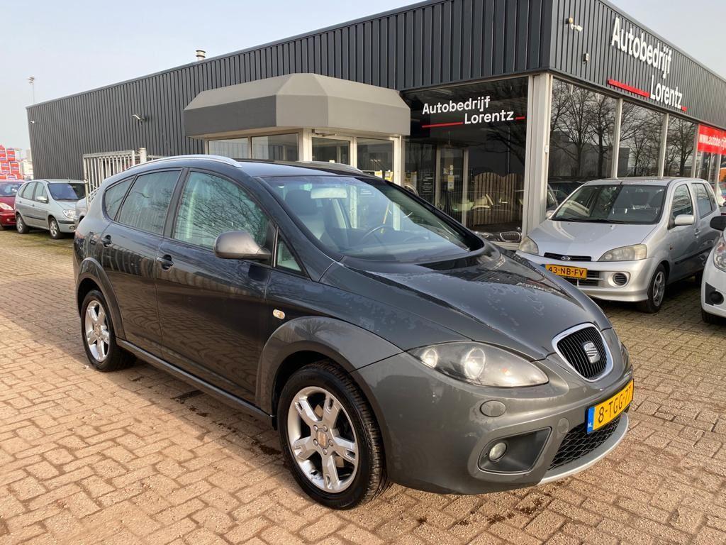 Seat Altea occasion - Autobedrijf Lorentz