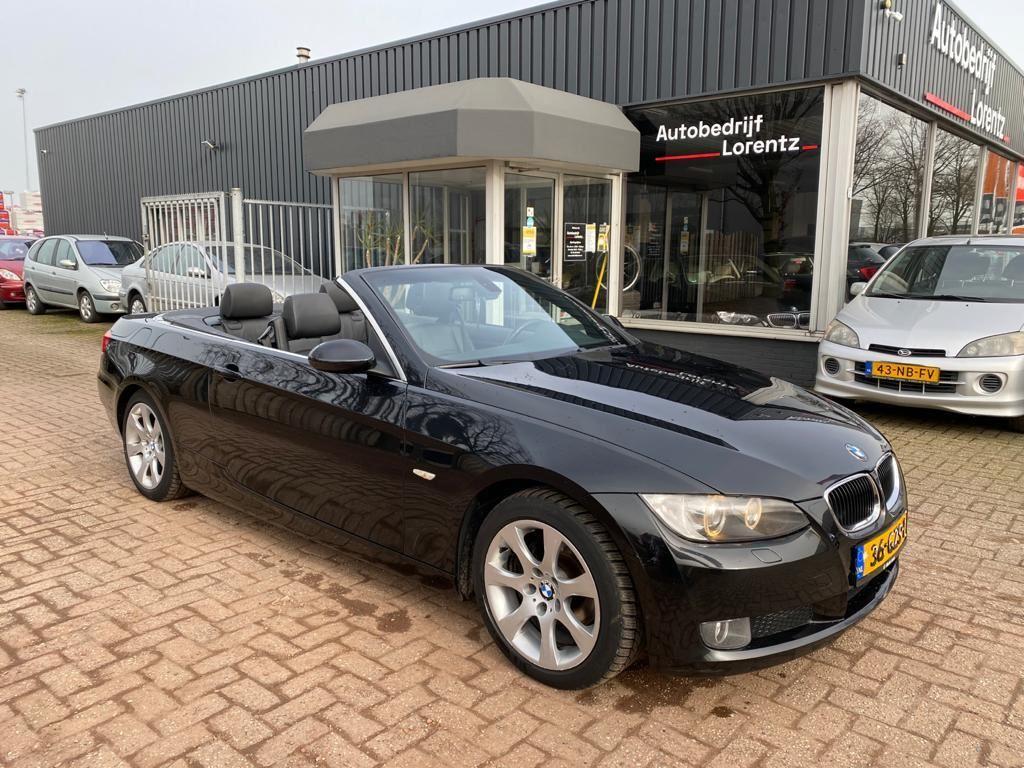 BMW 3-serie Cabrio occasion - Autobedrijf Lorentz