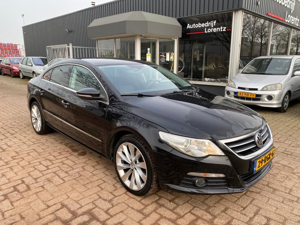 Volkswagen Passat CC occasion - Autobedrijf Lorentz