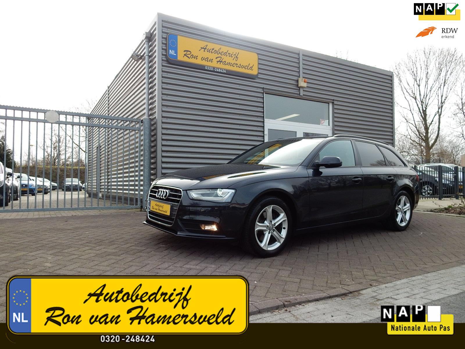 Audi A4 Avant occasion - Ron van Hamersveld BV