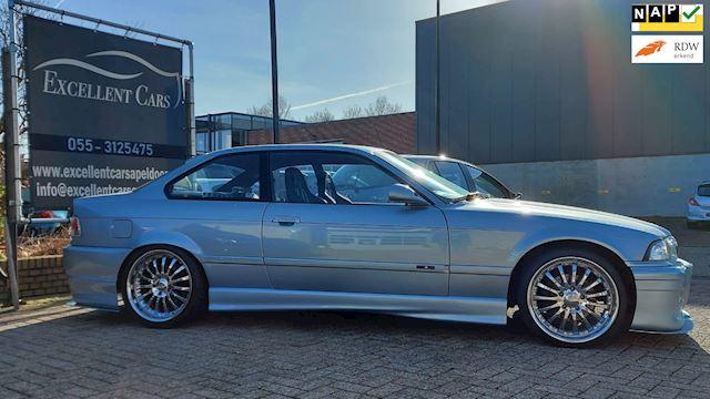 BMW 3-serie Coupé 325i 24V Coupe Showcar!!! Unieke auto!!