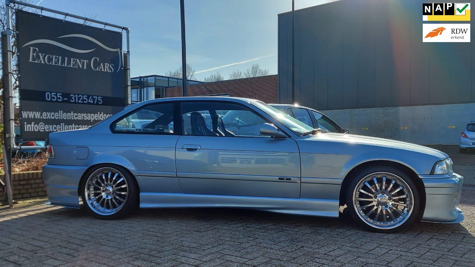 BMW 3-serie Coupé occasion - Excellent Cars