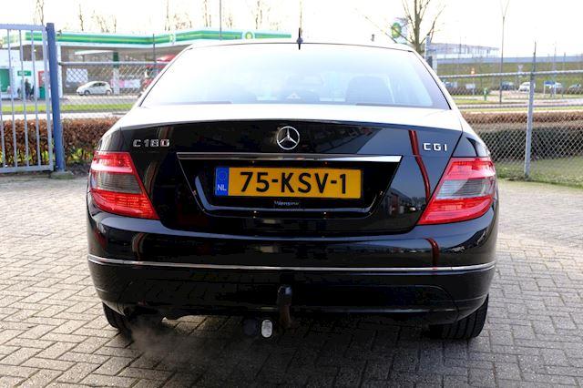 Mercedes-Benz C-klasse occasion - FLEVO Mobiel