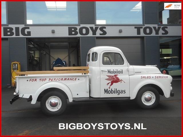 Dodge Pick-up occasion - Big Boys Toys B.V.