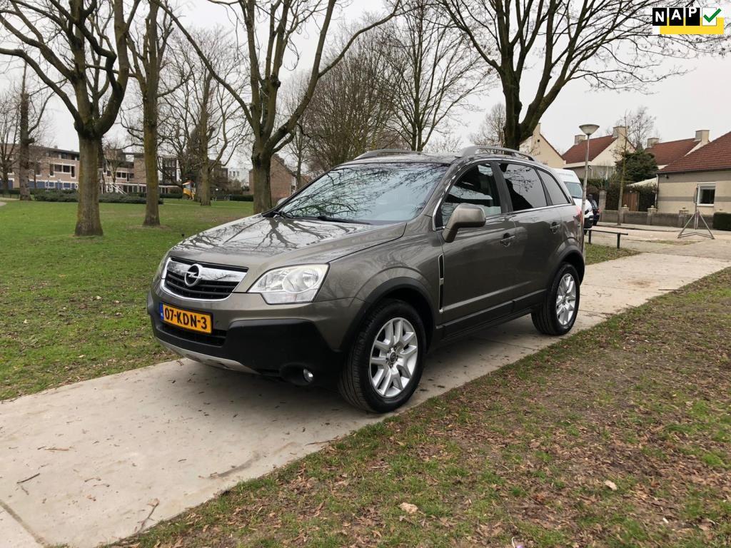 Opel Antara occasion - Garage Roxs
