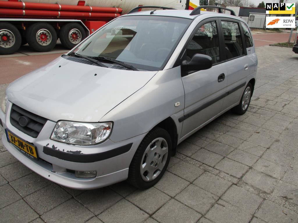 Hyundai Matrix occasion - Autocentrum 2000
