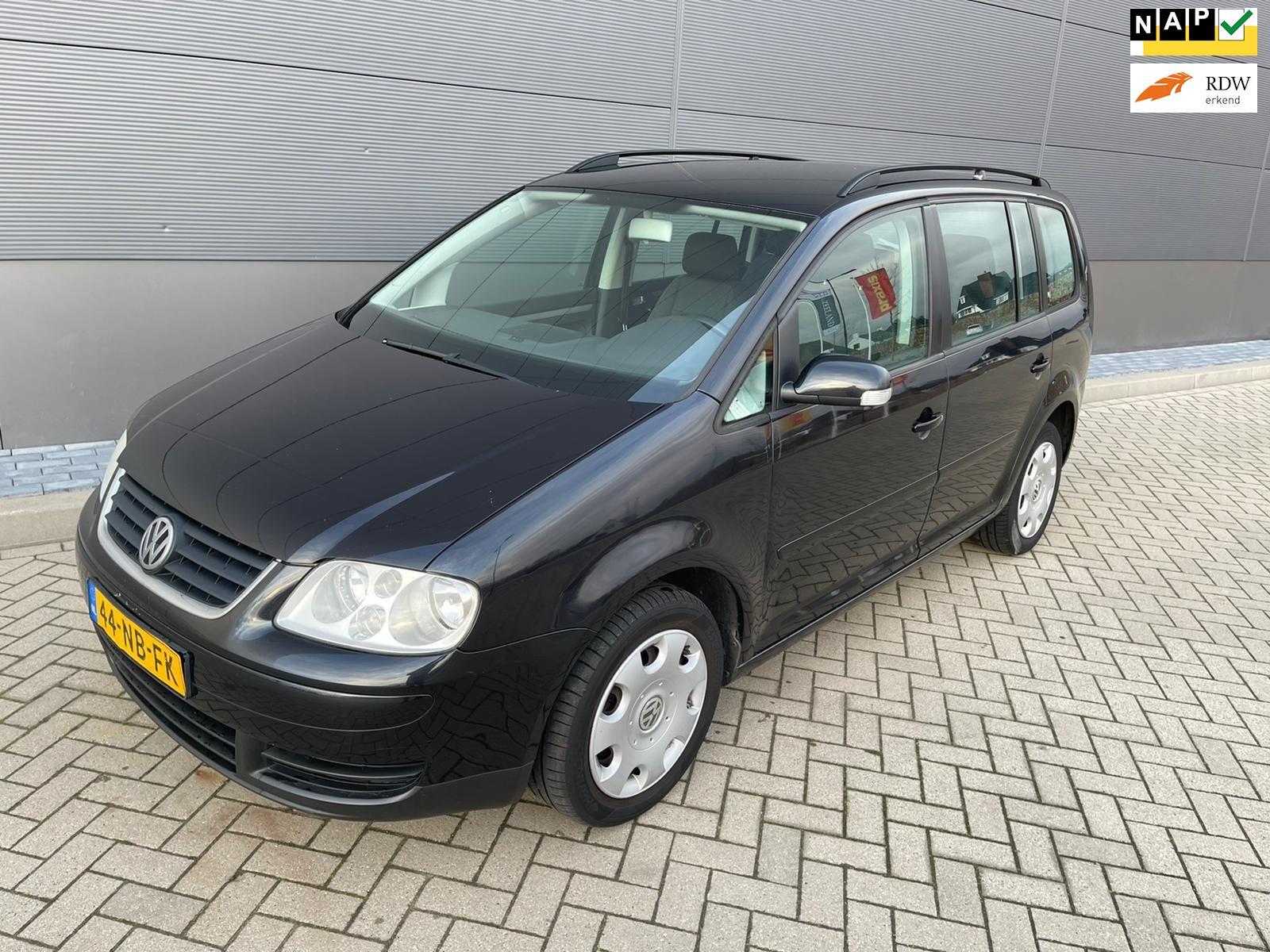 Volkswagen Touran occasion - Bensi-Amar Auto's