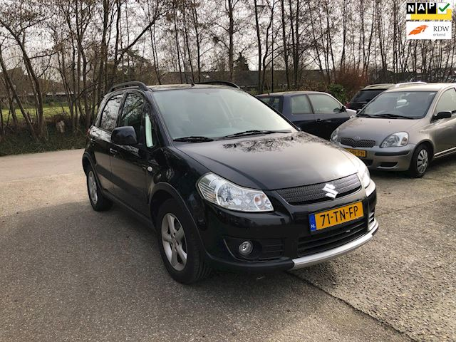 Suzuki SX4 1.6 Exclusive 4x4, nette dealerauto, NAP