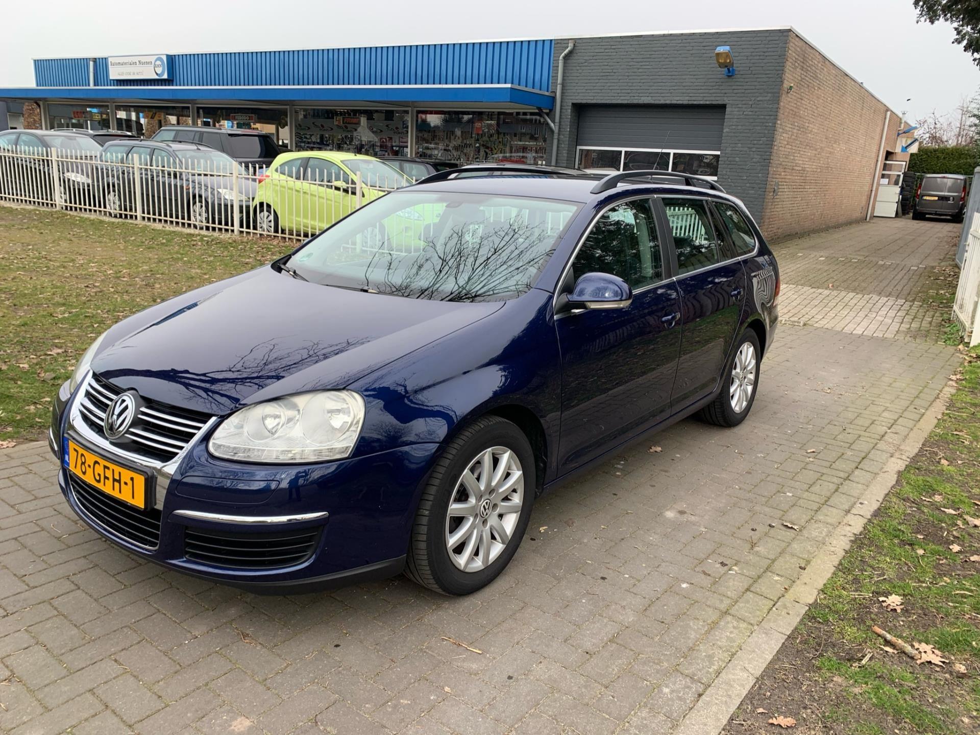 Volkswagen Golf Variant occasion - Braam Classics