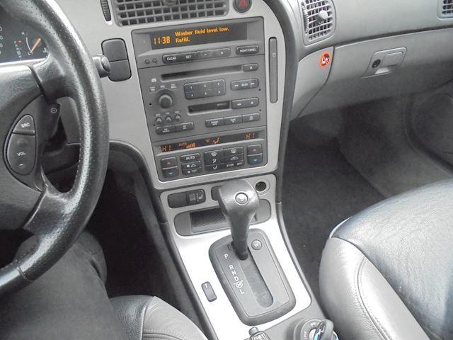 Saab 9-5 Estate 2.3 Turbo Aero, Leder, Automaat, Nette auto