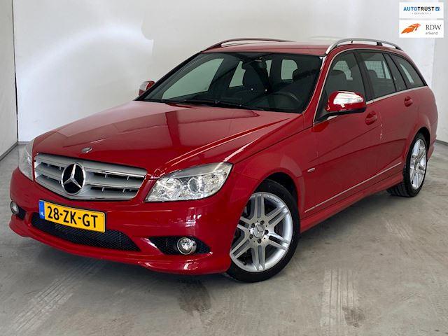 Mercedes-Benz C-klasse Estate 230 AMG / Aut / Avantgarde / Comand