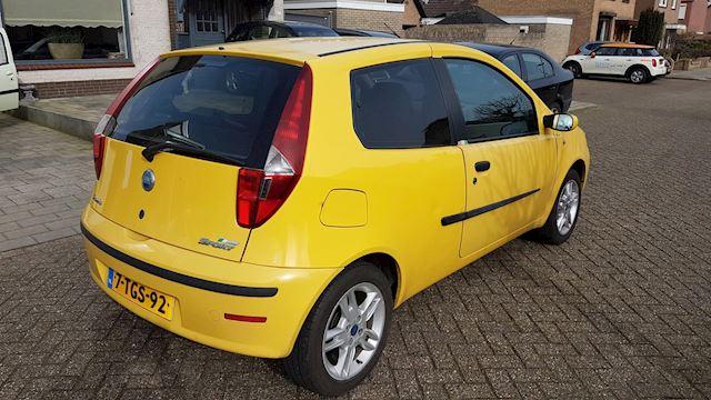 Fiat Punto  1.2 3-deurs- Airco-Nw APK