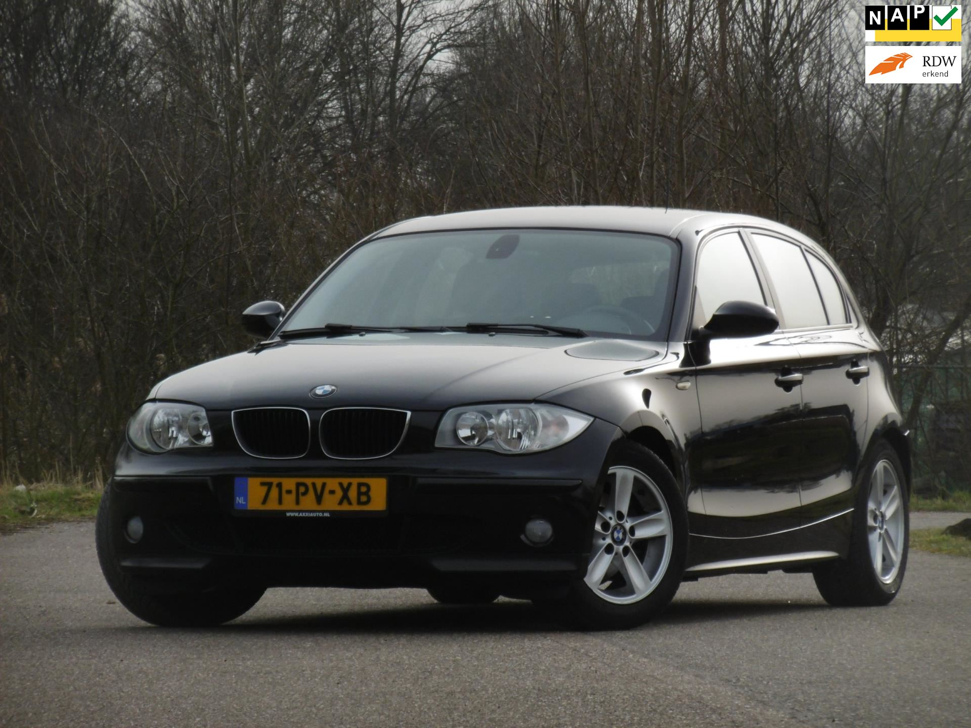 BMW 1-serie occasion - Dunant Cars