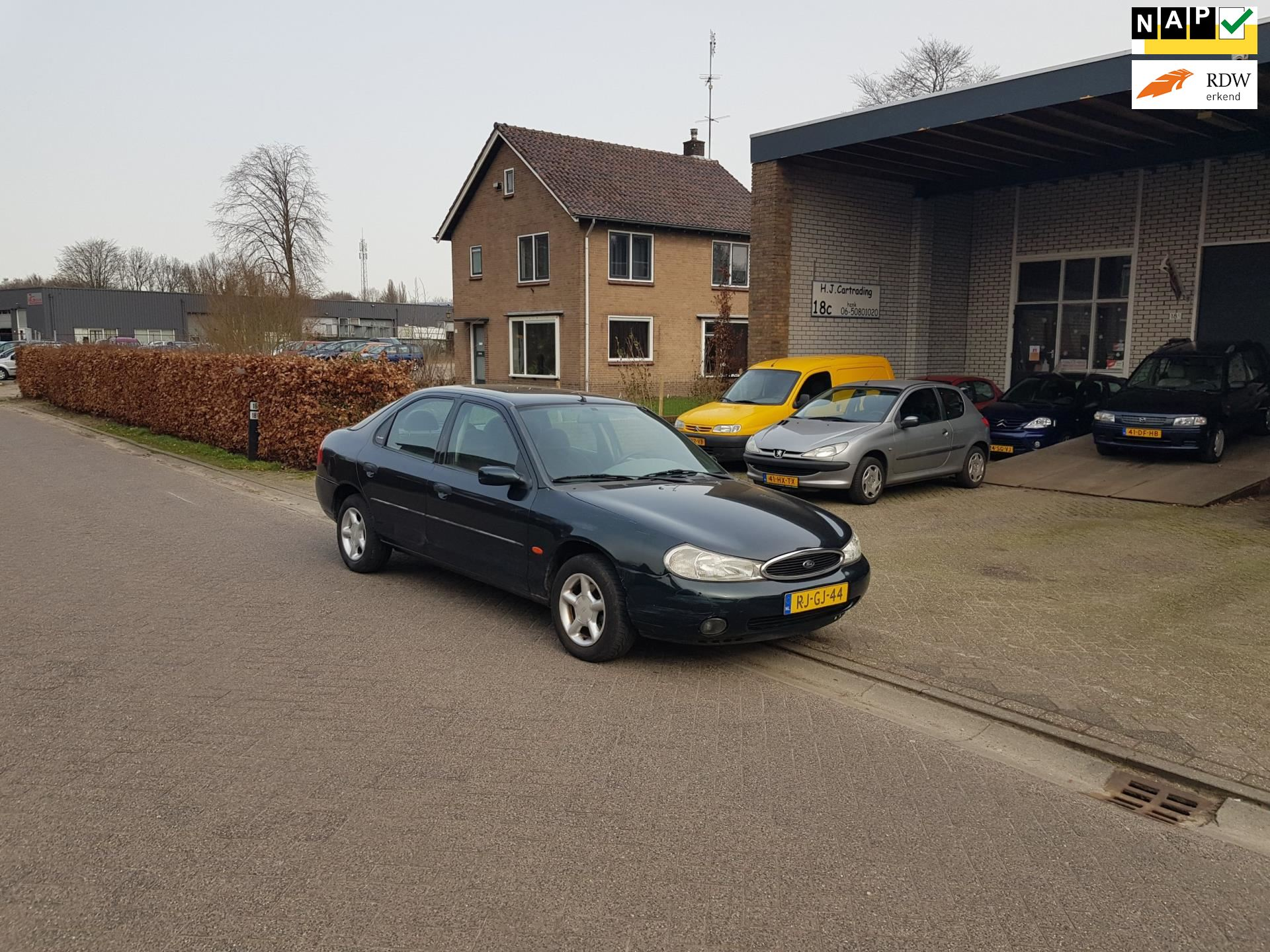Ford Mondeo occasion - H.J. Cartrading