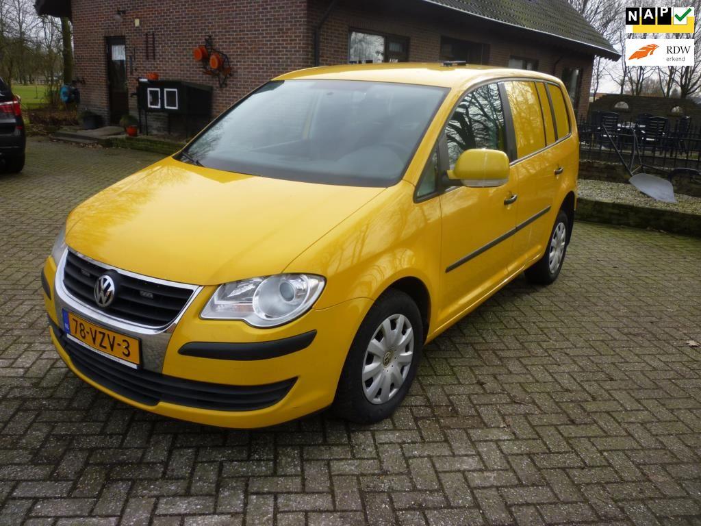 Volkswagen Touran occasion - Autobedrijf de Vries