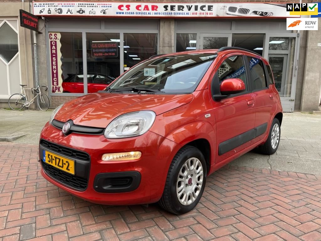 Fiat Panda occasion - CS Car Service