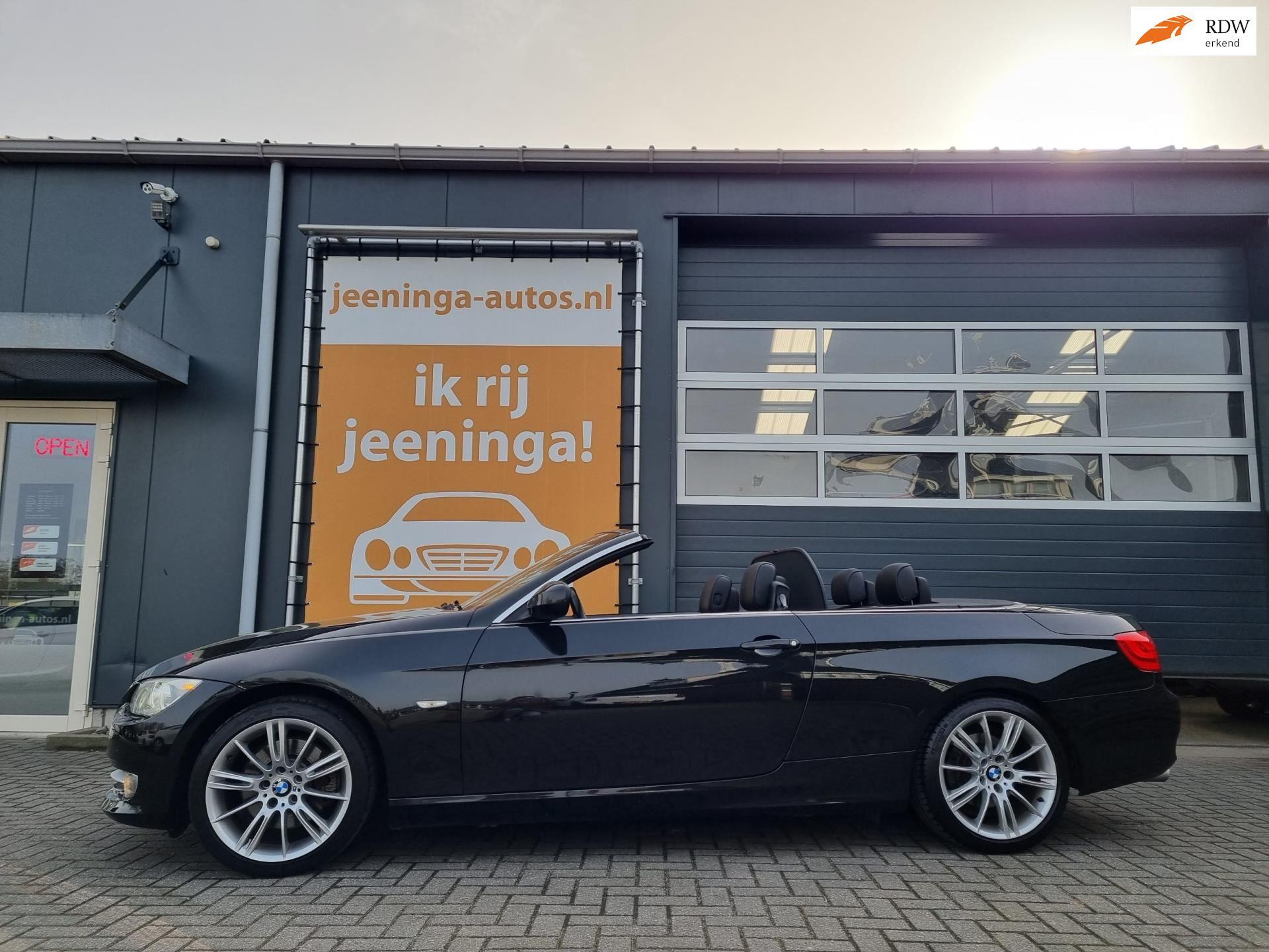 BMW 3-serie Cabrio occasion - Jeeninga Auto's