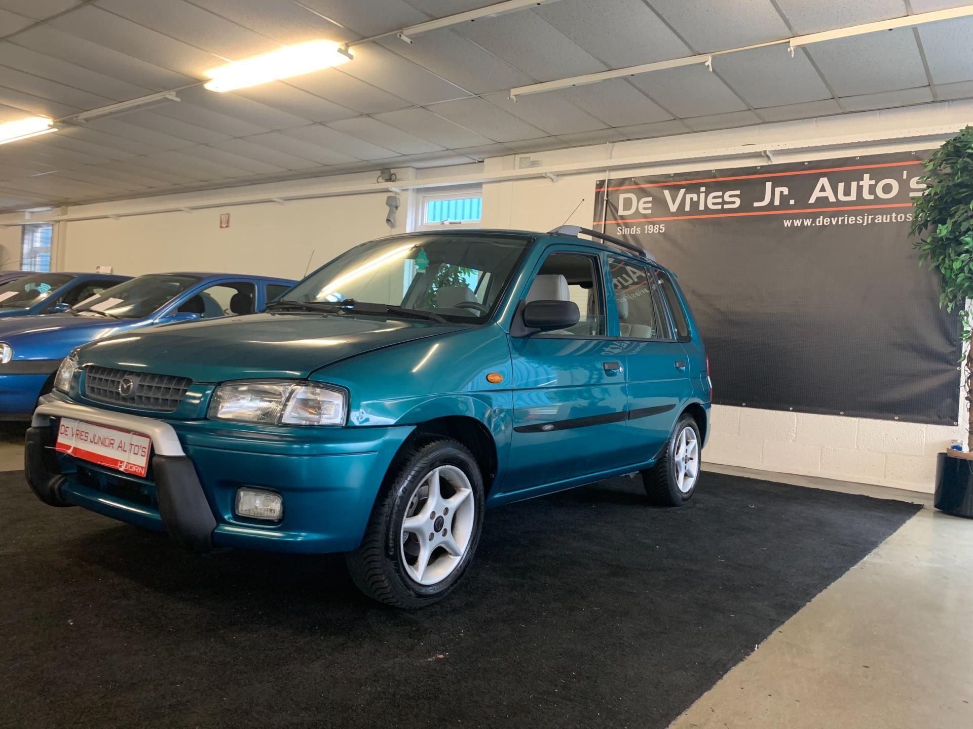 Mazda Demio occasion - De Vries Junior Auto's