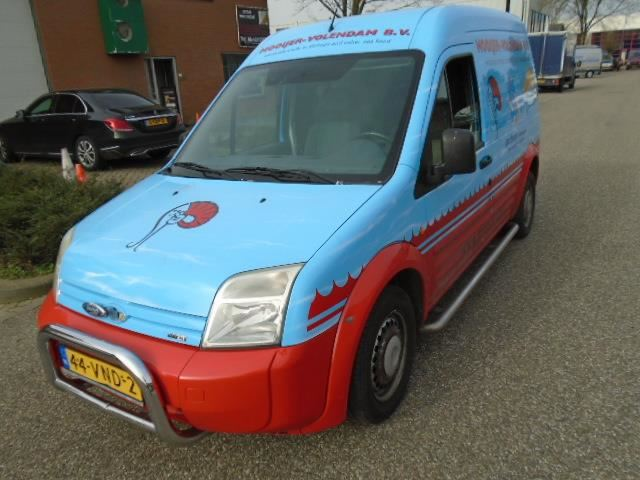 Ford Transit Connect occasion - Autohandel Bamboe