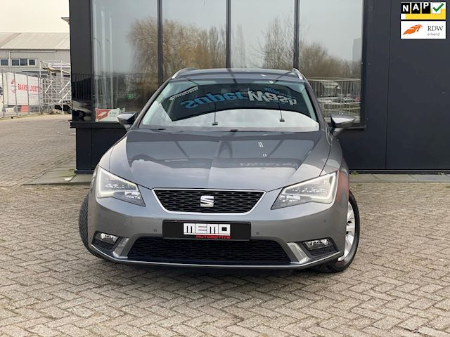 Seat Leon ST 1.6 TDI Style Business*LED*Navi*Leder*NAP*VOL*