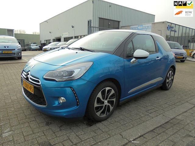 Citroen DS3 1.6 BlueHDi Business, Navi, LED, Nieuwstaat