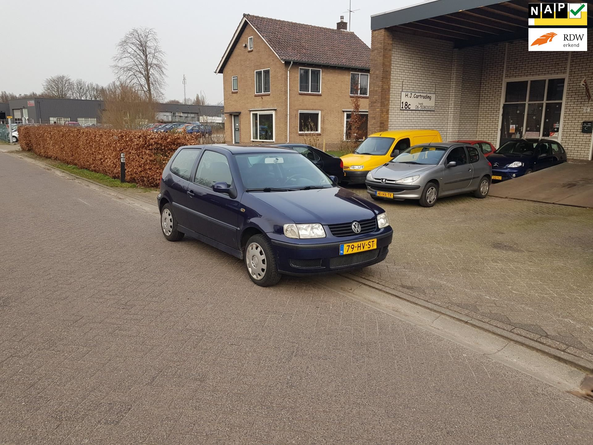 Volkswagen Polo occasion - H.J. Cartrading