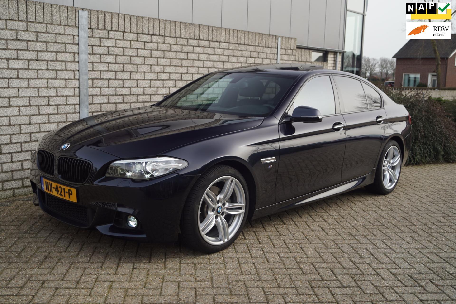 BMW 5-serie occasion - Autobedrijf H. Wijdeven V.o.f.