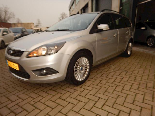 Ford Focus Wagon 1.6 Titanium/PDC/ECC-AIRCO/NAVIGATIE!!