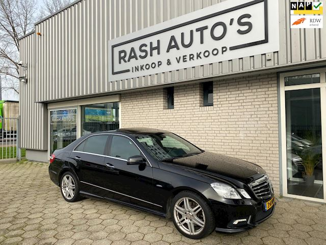 Mercedes-Benz E-klasse 350 CDI Avantgarde FULL OPTIONS!!