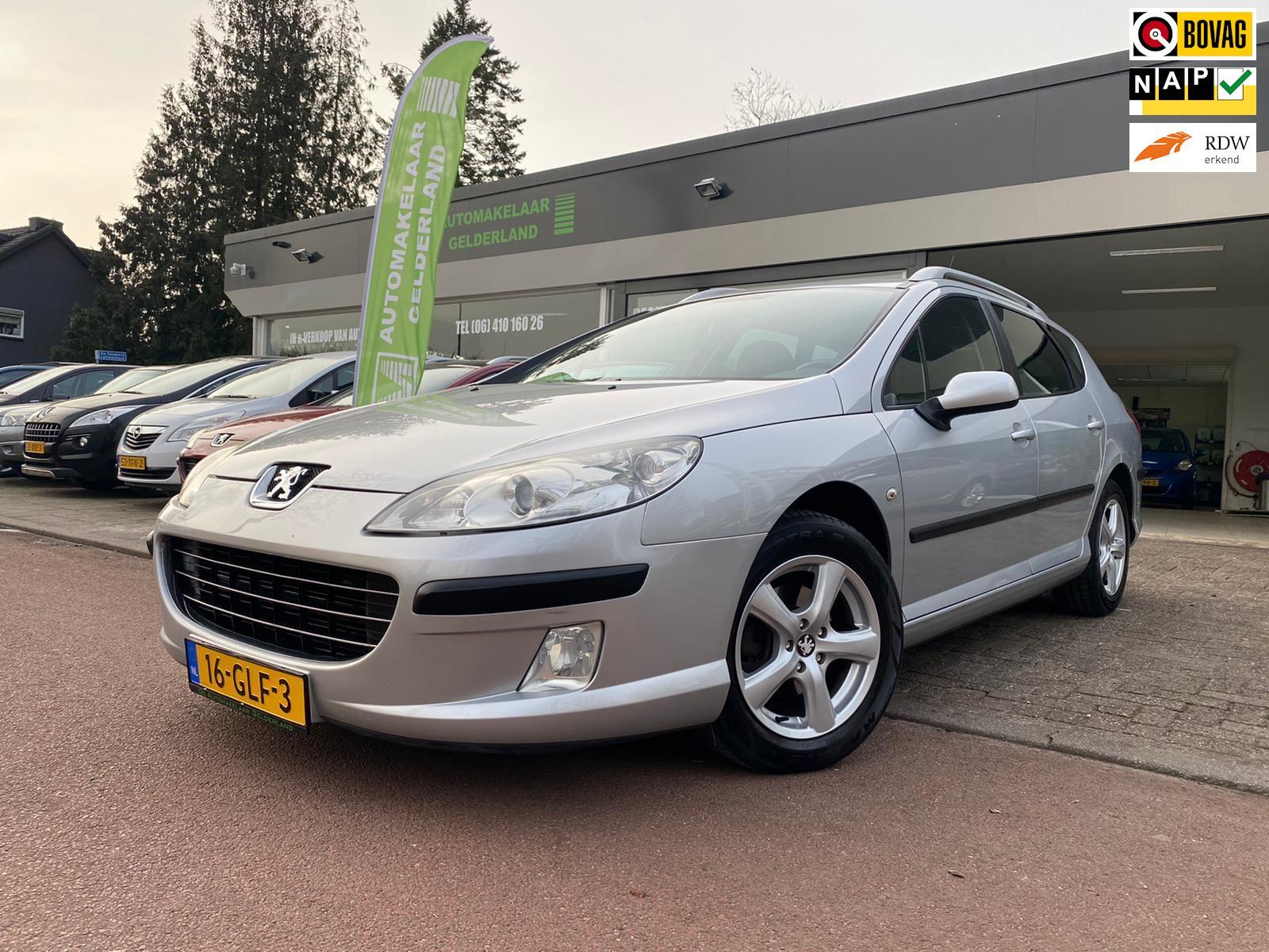 Peugeot 407 SW occasion - De Automakelaar Gelderland