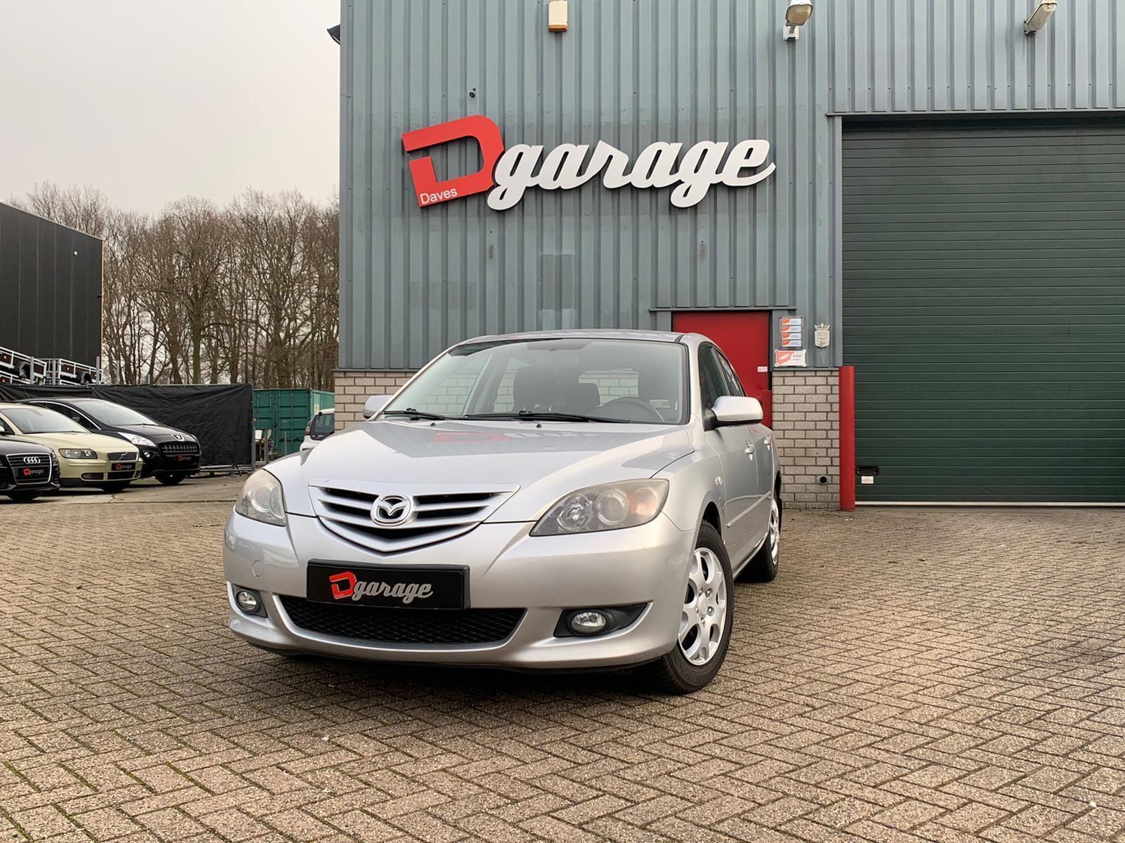 Mazda 3 Sport occasion - Dave's Garage
