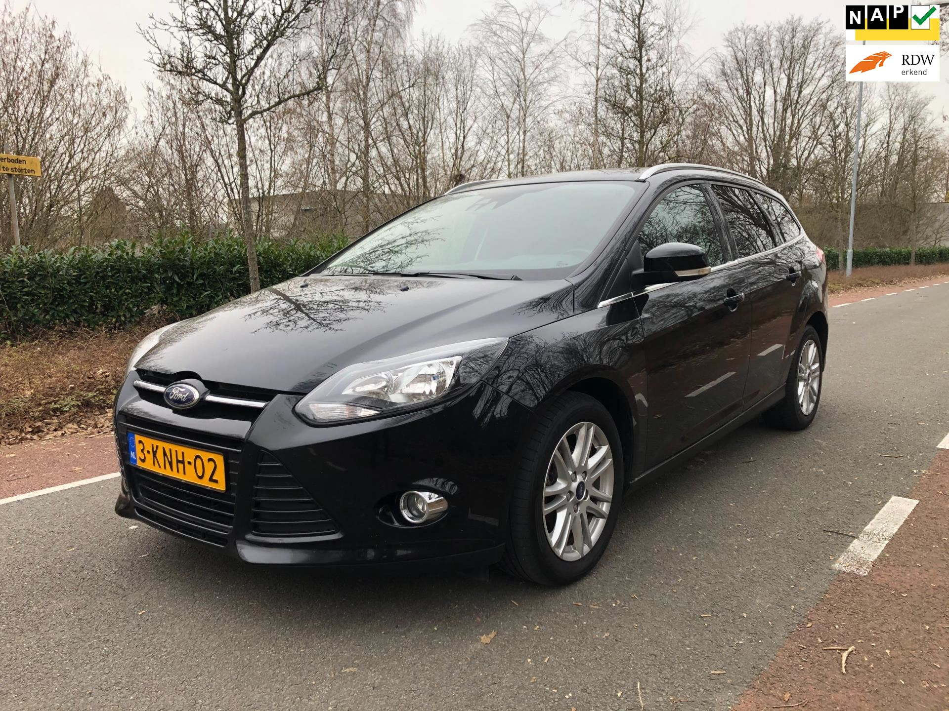 Ford Focus Wagon occasion - Verwijst Auto's B.V.