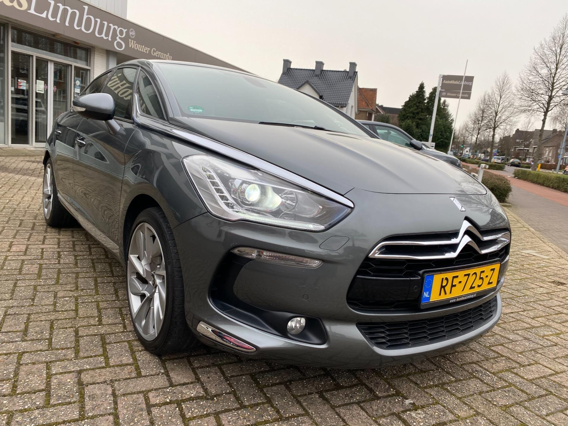 Citroen DS5 occasion - AutoHuisLimburg