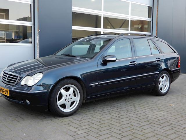 Mercedes-Benz C-klasse Combi occasion - Car Service Elburg